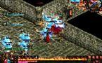 盛大游戏大厅,除了石器的雷霆战甲男+了一声